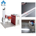 Kuntai Mini Fiber Laser 50W Marking Machine price For Metal