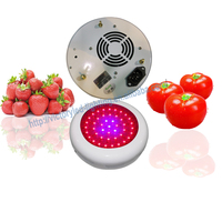 Red and blue lighting wholesale UFO led plant grow light