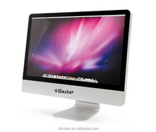 "21.5"" ddr3 4g ram dual core i3 processor desktop all in one pc with 1920x1080 monitor"
