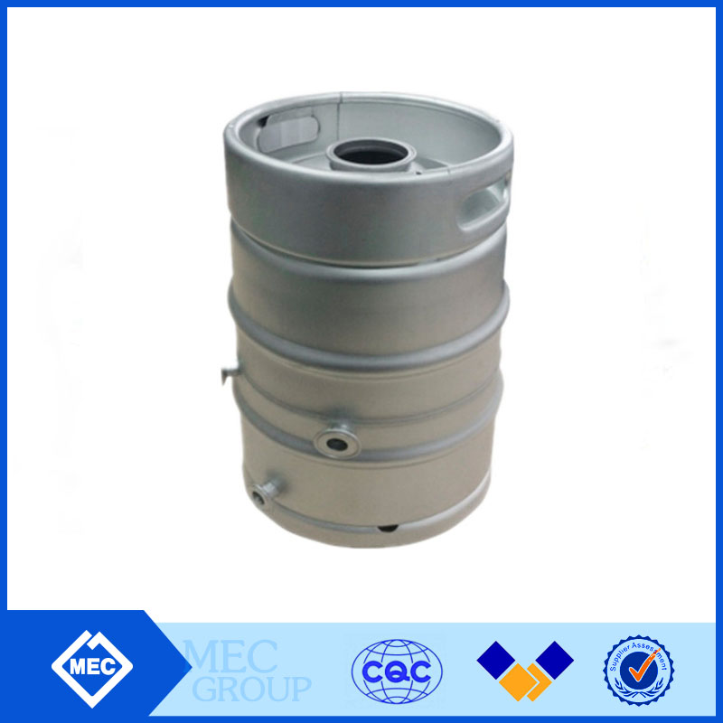 50L stainless steel container wine keg beer barrel