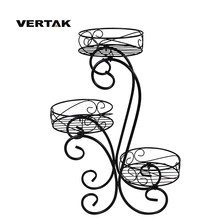 VERTAK Professional service window new ideas metal plant stand