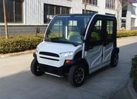 CE Approved 4 Wheels 4 Seats Cheap Chinese Smart Electric Car