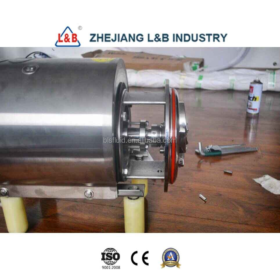 Beverage Juice Horizon Centrifugal Pump