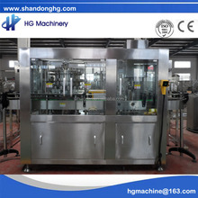 CE standard new condition 1000-2000CPH 12-1 sparkling vodka canning and sealing machine