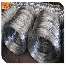 CE certification GI wire/binding wire 8kg/coil/Soft wire to Middle East Market