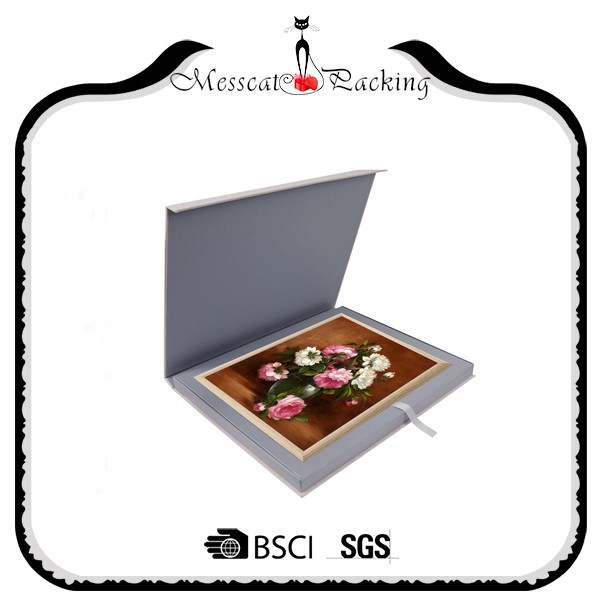 China factory wholesale decorate personalized paper photo box