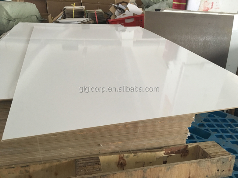 Factory Direct Sale 1.2*2.4m Gsub Printable dye Sublimation Single and Double Side Coated Mdf Board