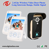 2.4ghz Digital Wireless Intercom Video Door Phone for Apartment