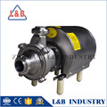 stainless steel powder suction pump