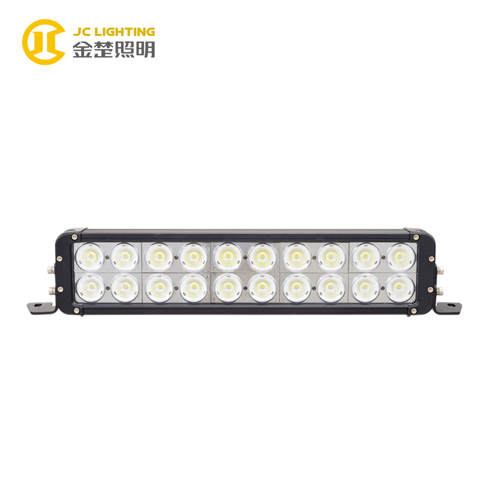 "200w 17"" super bright rigid double row tow truck led light bar truck accessory led light for all off road vehicle"