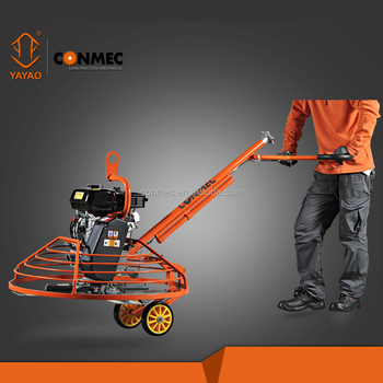 Promotion Price !36 INCH WALK BEHIND GASOLINE POWER TROWEL CT436 WITH 5.5HP HONDA GX160 AND CE