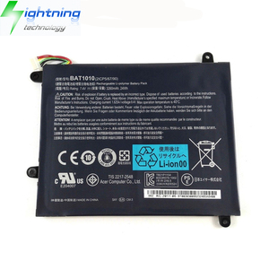 NEW Original BAT-1010 Genuine Battery For Acer Laptop Battery Iconia Tab A500 Tablet PC BT.00203.008 BT00203008 Notebook Battery