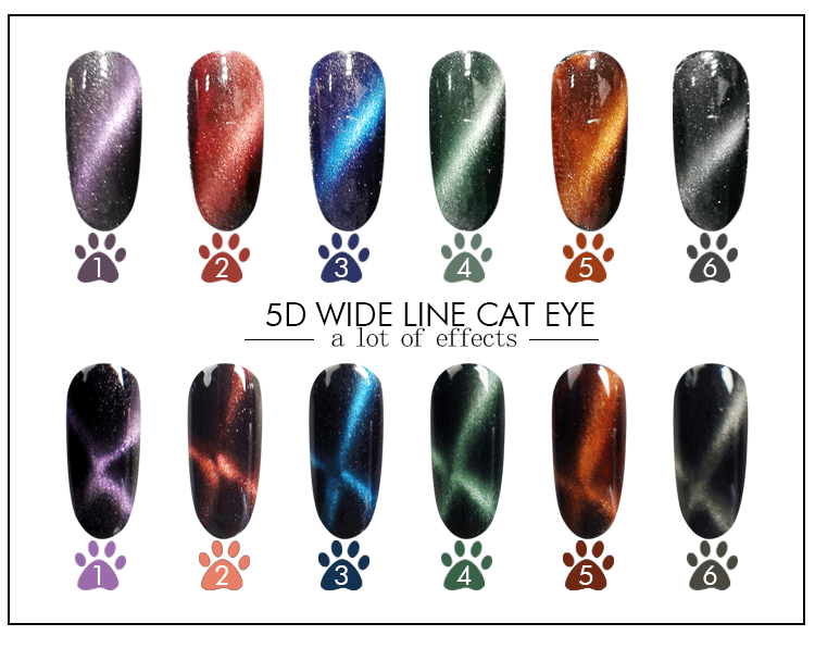 2018 professional nail art supplier diamond cat eye gel polish uv nail polish