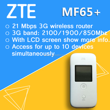 brand new zte mf65,low price pocket wifi 3g wireless router with sim card slot