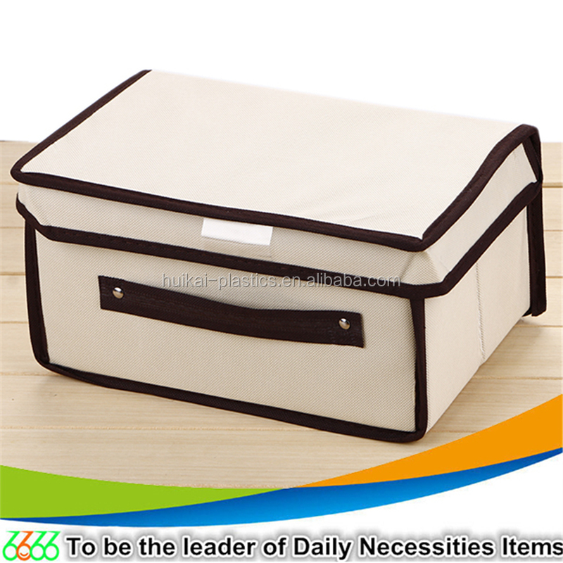 wholesale home storage & organization non woven organise box kids for clothing or toys