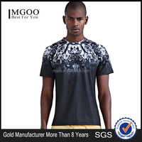 Custom Any Logo Any Design Men's 3D Short Sleeve Casual Creative T-Shirt& High Quality Sport Wear T Shirts For Sublimation Print