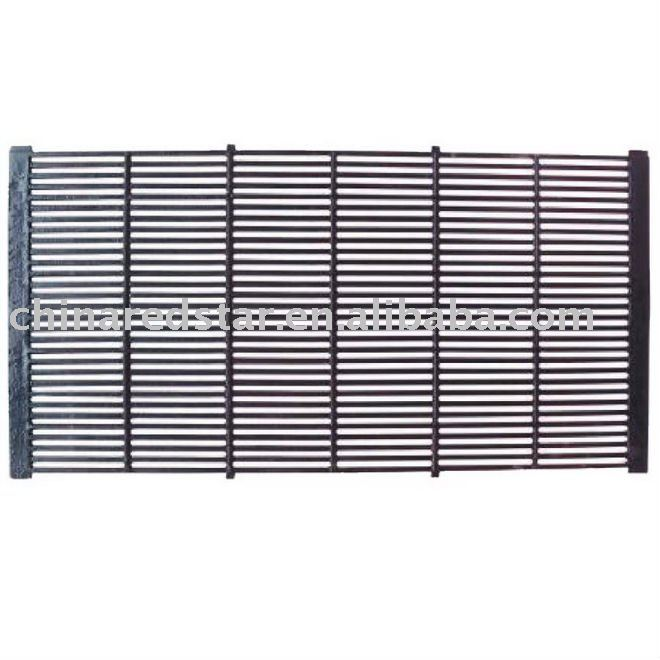 600x1200mm Pig Cast Iron Slat floor for pig