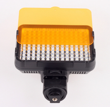 HD 126 LED Photographic Equipment On Camera Light