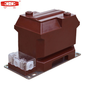 Ratio 6600/110V 11/0.22kV Accurate 0.2 Voltage Transformer 400VA with Solid Earthing