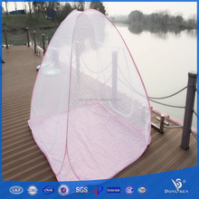 king size llin treated who approved Soft Free Standing Anti Malaria Pop Up Outdoor Mosquito Net Tent bed net
