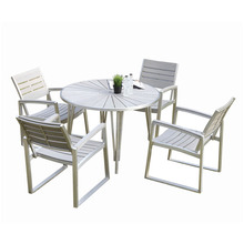 outdoor aluminum armchairs and tables <strong>furniture</strong>