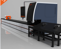 Fibre laser cutting machine for Metal tube T6