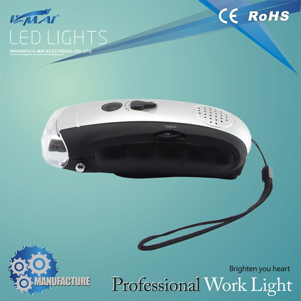 CE & RoHS approved explosion proof plastic led torch flashlight