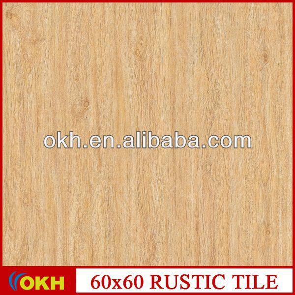 Light Color Porcelain Tile Wood Grain 24x24inch