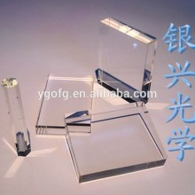 2017 most popular uvc quartz glass tube