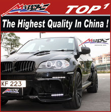 High quality auto body parts for 2011-2013 X5 HM style wide body kit