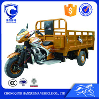 Best hot 200cc rickshaw heavy cargo motor tricycle from Chongqing