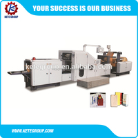 Alibaba China High Quality Brown Paper Bag Making Machine