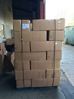 1 PALLET SECONDHAND/USED BOOKS 2500 - 3000 BOOKS JOB-LOT