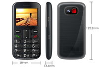 Great senior large keypad alibaba phone in spain