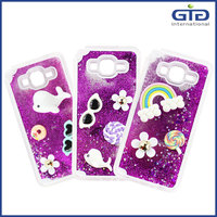 [GGIT] Fashionable Quicksand Liquid TPU Case Cover For Samsung G530