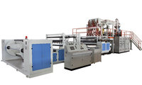 High-speed Cast Embossed Film Extrusion Line