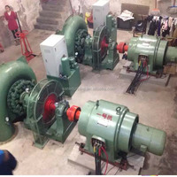 Mini Hydro Power Water Turbine and Generator Set