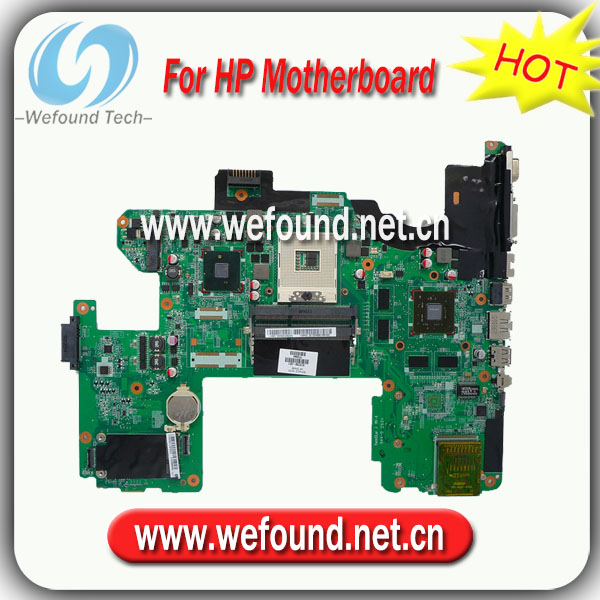 573758-001,Laptop Motherboard for HP DV8 Series Mainboard,System Board