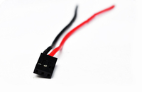 R/C Battery Switch Receiver Battery On Off Futaba Male / Female JR Plug