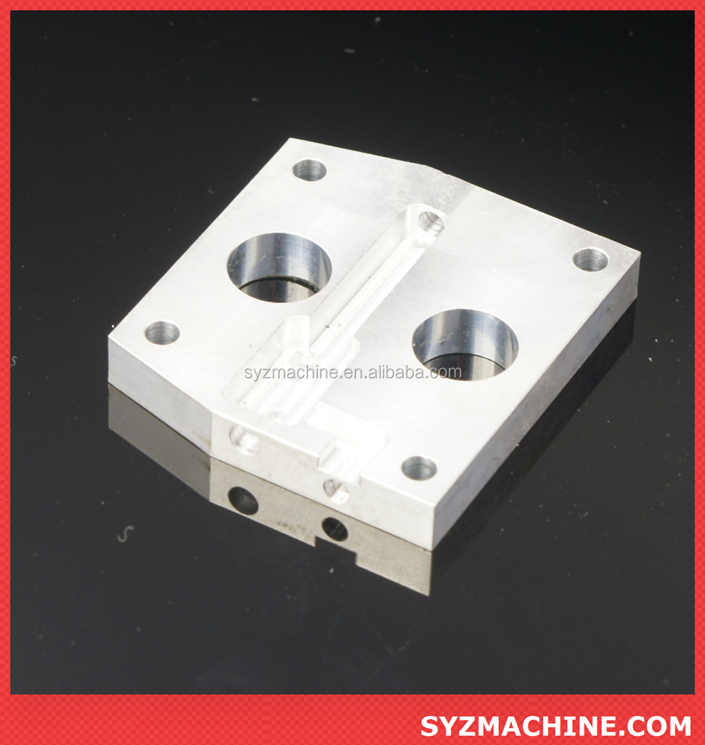 order from china atv CNC aluminium machining parts