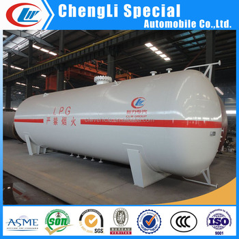 lpg station lpg tank 50m3 60m3 lpg gas storage tanks for sale