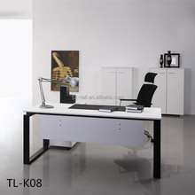 Management executive desk office desk table for Office furniture