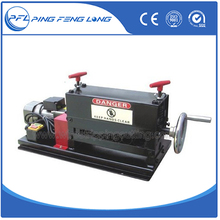 PFL-10C Electric Scrap Wire Stripping Machine For Sale