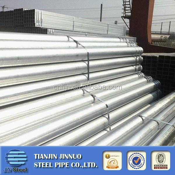gi pipe price Hot dip galvanized steel pipe