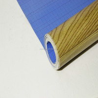 commercial pvc vinyl flooring that look like wood/commercial pvc flooring roll