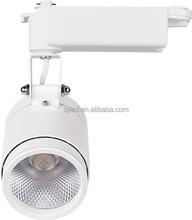 2 wires cob tracking lighting led 20w, , led ceiling track light ,cob tracking lighting led