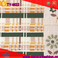 kinds of printing woven free sample from keqiao textiles tulled wholesale 100% linen fabric