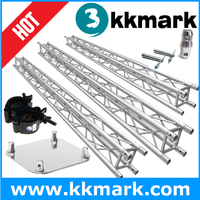 portable dj truss/dj display truss/professional dj stand