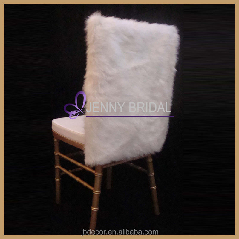 C115A white feather cheap wedding chair covers