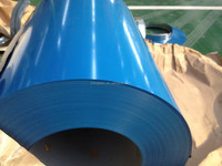 prepainted steel coil, color coated galvanized steel coil, PPGI for air conditioner